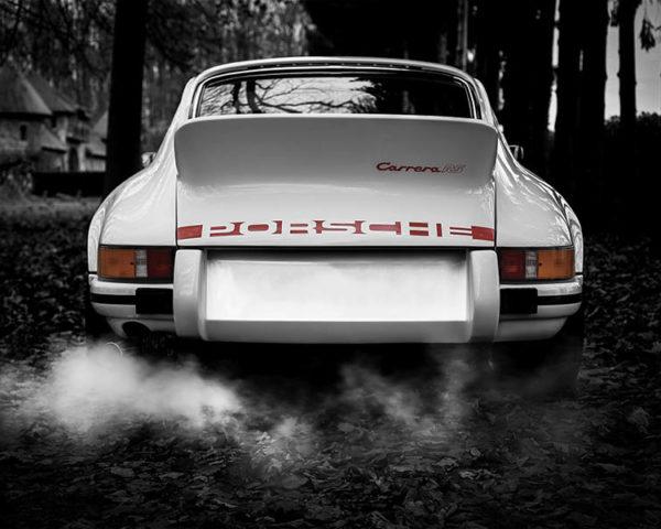 Photo Porsche 2.7 Carrera RS
