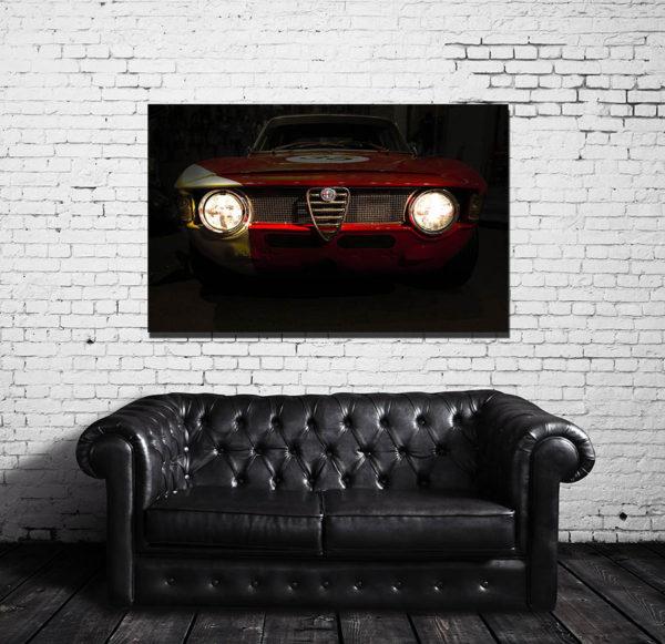 Photos Murales Alfa Romeo