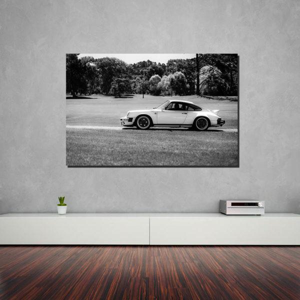 Photos Murales Porsche 911