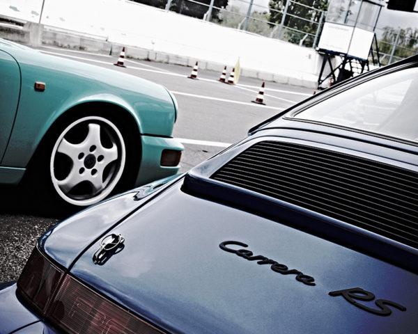 Porsche 911 Carrera RS Duet
