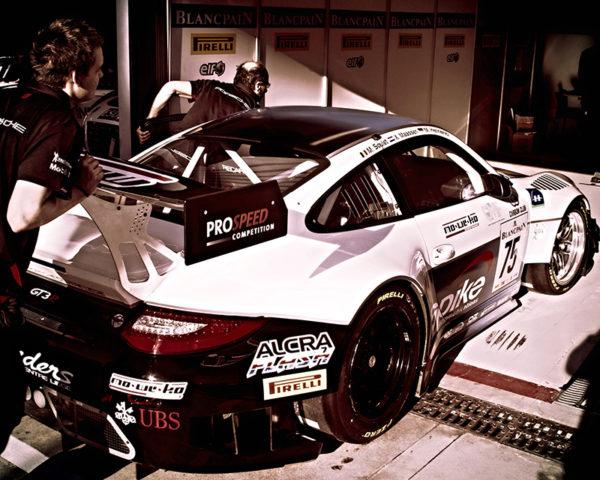 Porsche 997 GT3 in the Box