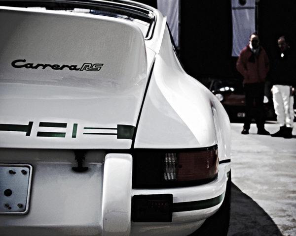 Porsche Carrera RS Back