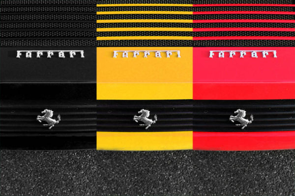 Tableau Art Ferrari Belgique