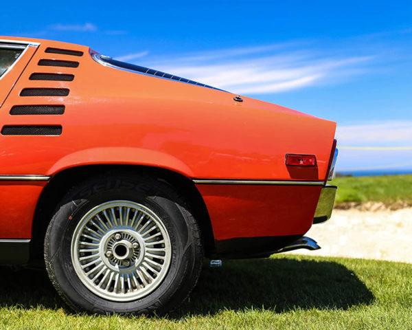 Tableau Photo Alfa Romeo Montreal