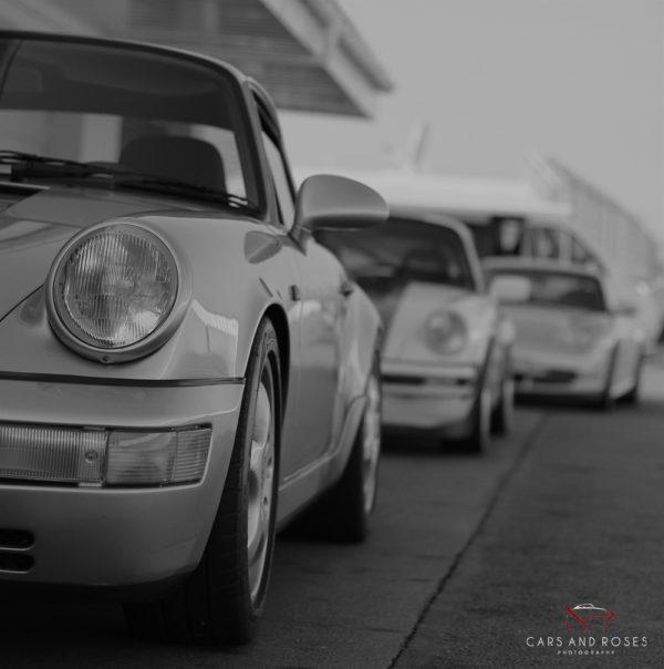 Tableau Porsche 911