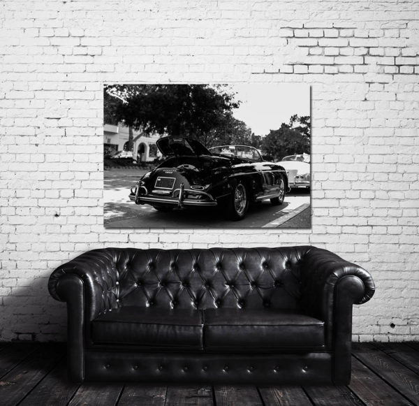 Tableaux Photo Porsche 356