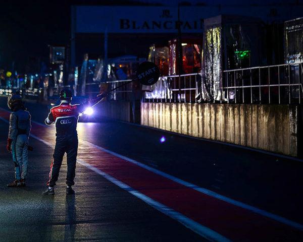 Toile Photo Déco Audi R8 Nuit