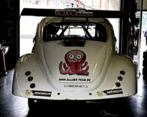 VW FUN CUP Octopus