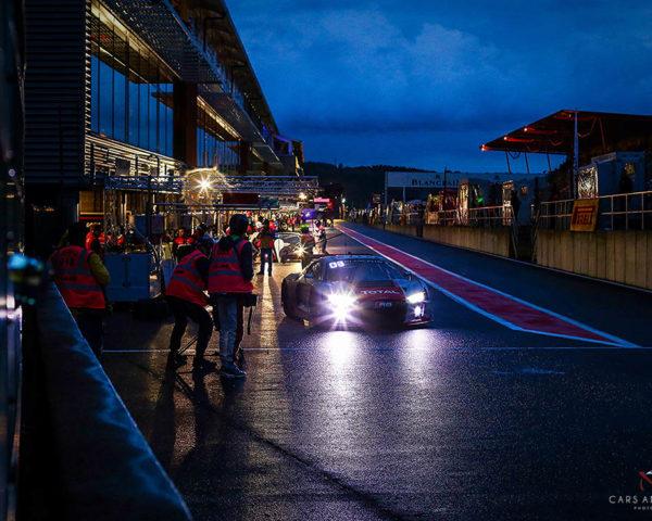 Voiture de course Tableau Audi R8